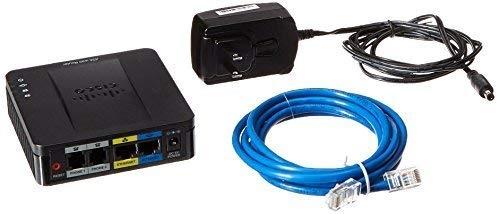 Cisco Small Business 2 Spa122 Ata 2Port Phone Adapter Spa122 Ata 2Port Phone Adapter Spa122 Ata 2P