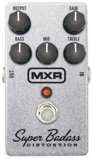 Dunlop M75 MXR Super Badass ディストーション