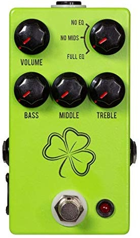 JHS Pedal The Clover クローバー プリアンプ EQ
