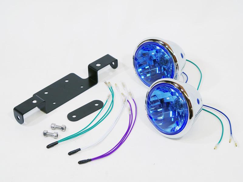 ジャイロX用 デュアルヘッドライトキット