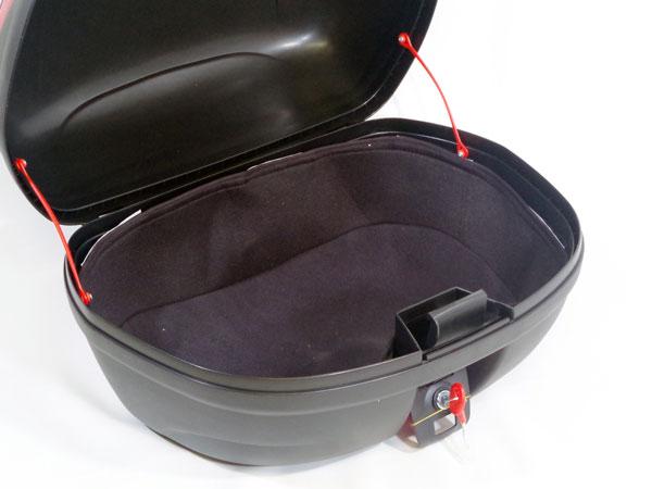 リアボックス用インナークッション 2カラーズレンズリアボックス エクスクルーシブ 48リッター用インナー