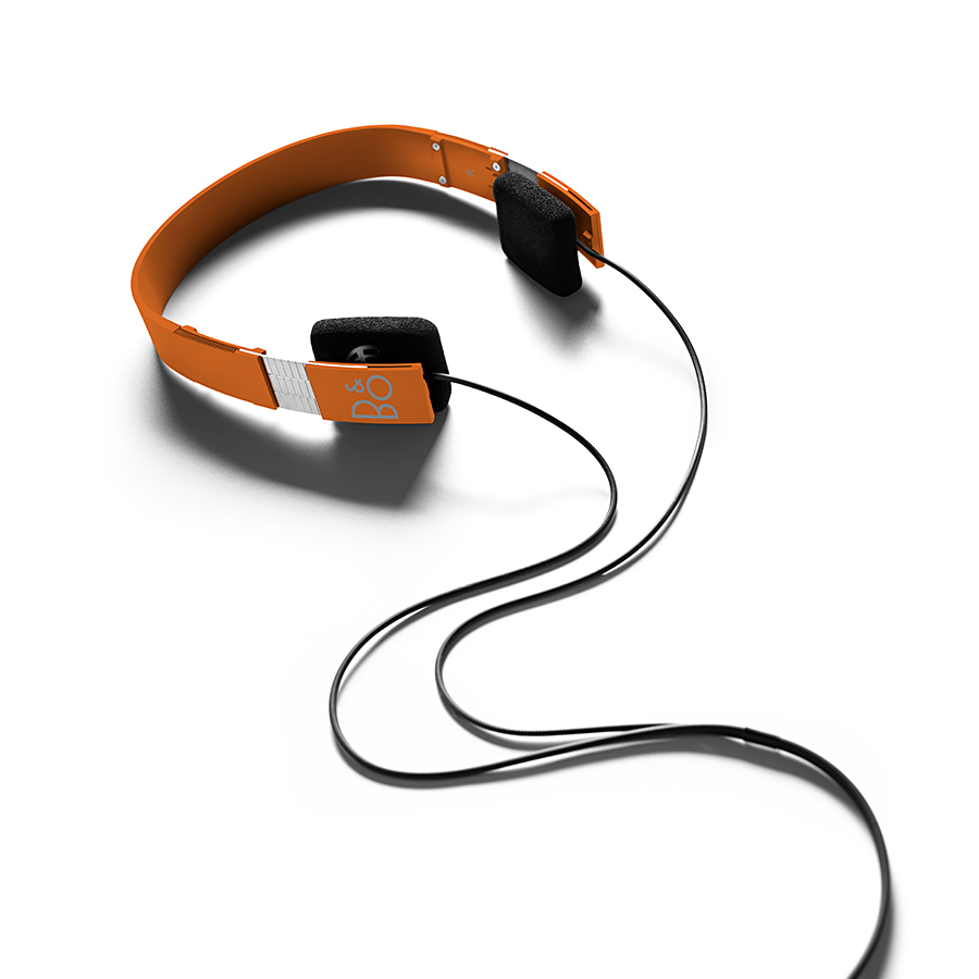 Bang & Olufsen Form 2  Orange