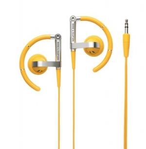 Bang & Olufsen A8 Earphones Yellow