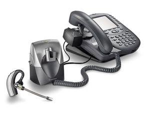 Plantronics CS70 Bluetoothワイヤレスヘッドセットシステム