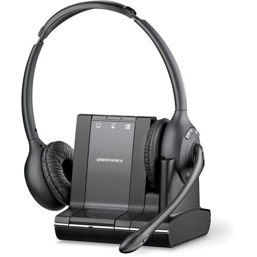 Plantronics Savi W720-Mワイヤレスヘッドセットシステム