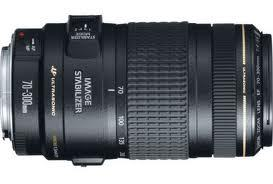 Canon EF70-300mm F4-5.6 IS USM 日本製