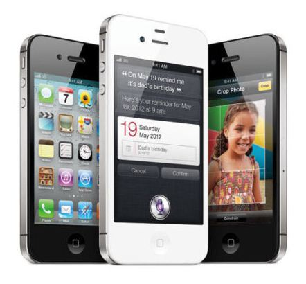 【税込!送料無料!】iPhone4s Apple 正規品 SIMフリー 32GB ブラック