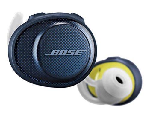 Bose SoundSport Free wireless headphones 完全ワイヤレスイヤホン 直輸入品 ブルー