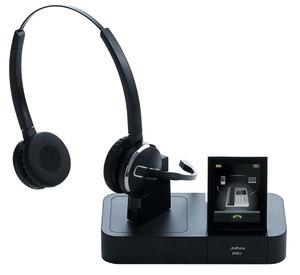 Jabra PRO 9400シリーズ PRO9460 ワイヤレスヘッドセット 2.4型タッチパネル搭載モデル