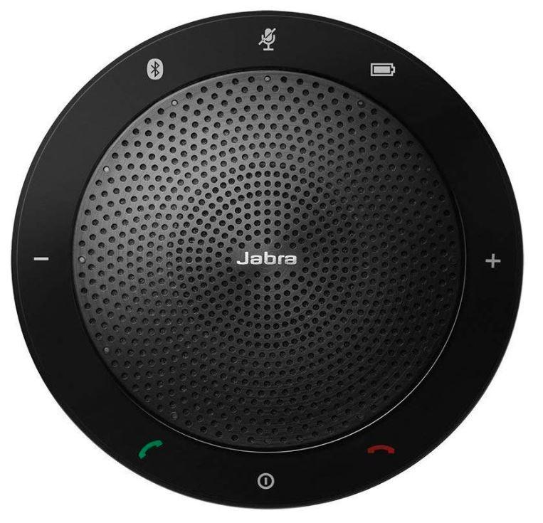 Jabra SPEAK 510 スピーカーフォン 法人 会議用 Bluetooth搭載 音声会議システム 電話会議システム スピーカーフォン 輸入品