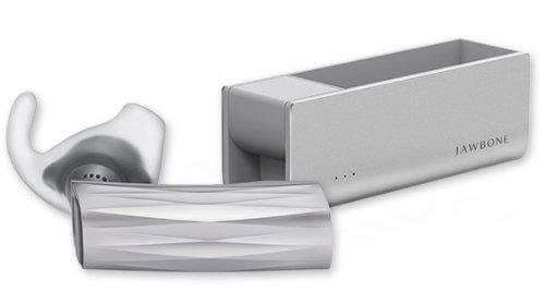 ERA by Jawbone Bluetooth Headset - Silver Cross 充電ケースセット