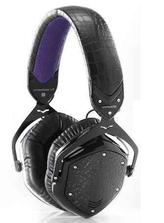 v-moda Crossfade LP nero