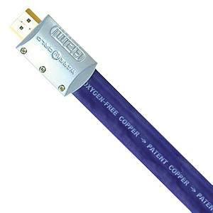 WIREWORLD HDMIケーブル ウルトラバイオレット UHH5-2  2M