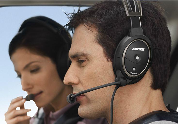 BOSE aviation headset ボーズ アべイション ヘッドセットDual Plug - w/ Bluetooth