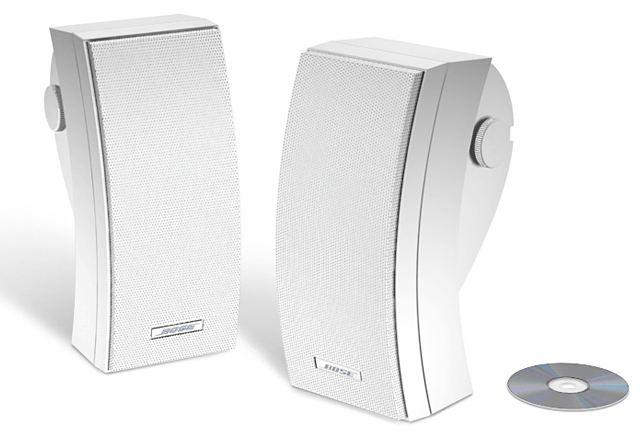 BOSE 251 environmental speakers エンビロメンタルスピーカー ホワイト