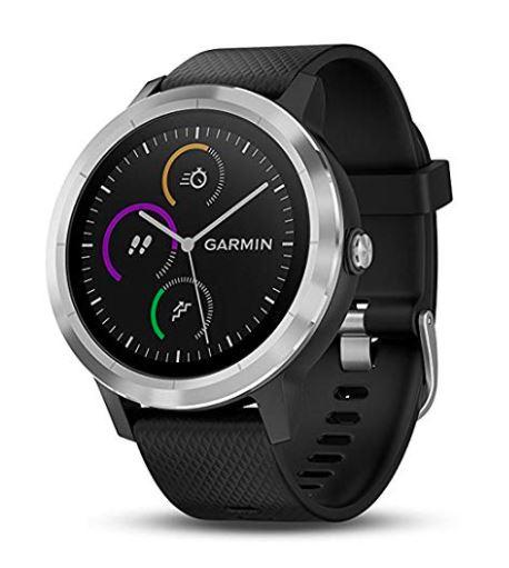 GARMIN(ガーミン) スマートウォッチ 時計 GPS アクティブトラッカー 活動量計 vivoactive3 直輸入品