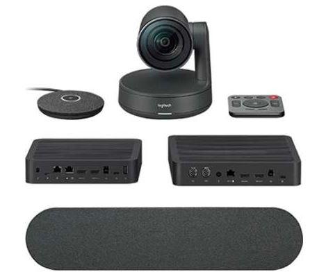 Logitech Webカメラ Rally Plus Premium Ultra-HD ConferenceCam System