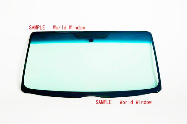 【フロントガラス出張交換サービス付】 新品 ハイゼット S300系 フロントガラス (ブルーボカシ付)