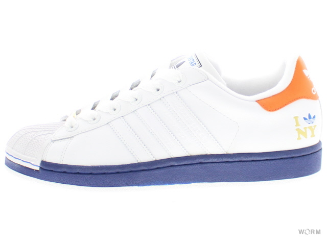 new style b0cd1 97dee adidas SUPERSTAR 2 CITY Ve 132315 wht/royal/orange Adidas superstar-free  article
