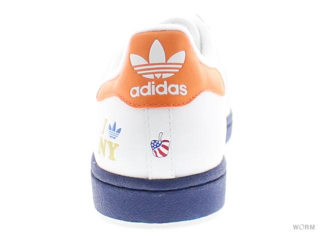 adidas SUPERSTAR 2 CITY Ve 132315 whtroyalorange Adidas superstar free article