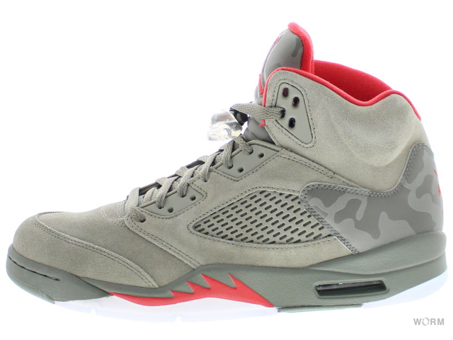 714c2d7ae0a8d8 ... france air jordan 5 retro 136027 051 dark stucco university red air  jordan retro free article