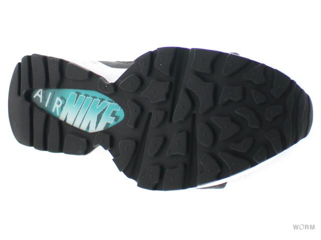 Nike Air Max 93 WhiteSport Turquoise Black 306551 107