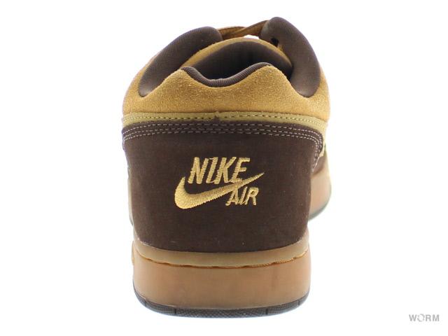 f9fea4a3208c NIKE SB ZOOM AIR ANGUS 307247-222 maple hay-baroque brown Nike zoom air  Angus unread items