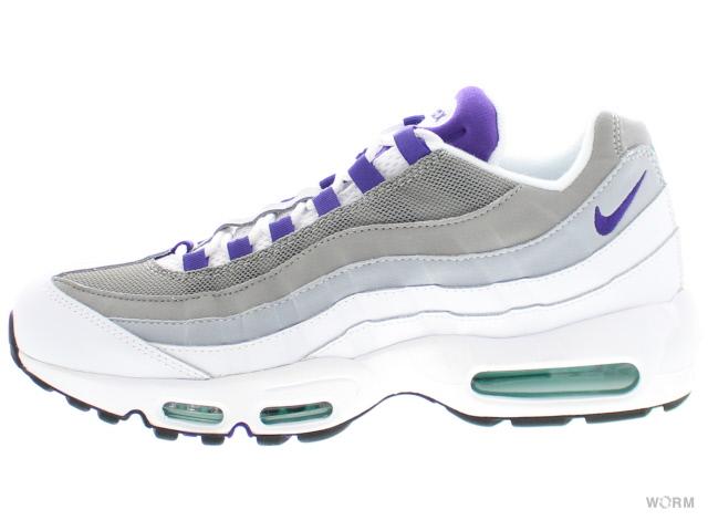 quality design d25fe f6911 NIKE WMNS AIR MAX 95 307,960-109 white/court purple Nike women Air Max-free  article