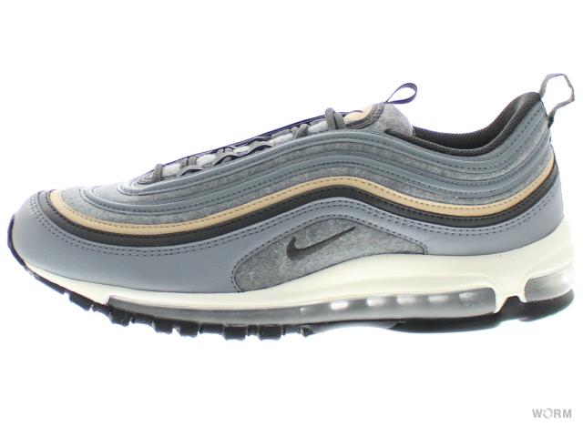 Nike Air Max 97 Premium Men Size 13.0 Cool Grey Mushroo