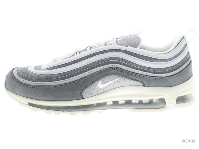 2f114376 NIKE AIR MAX 97 PREMIUM 312,834-005 wolf grey/summit white Kie Ney AMAX ...