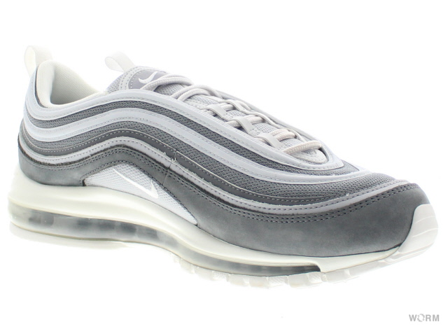 huge selection of a53f1 74319 NIKE AIR MAX 97 PREMIUM 312,834-005 wolf grey summit white Kie Ney AMAX-free  article