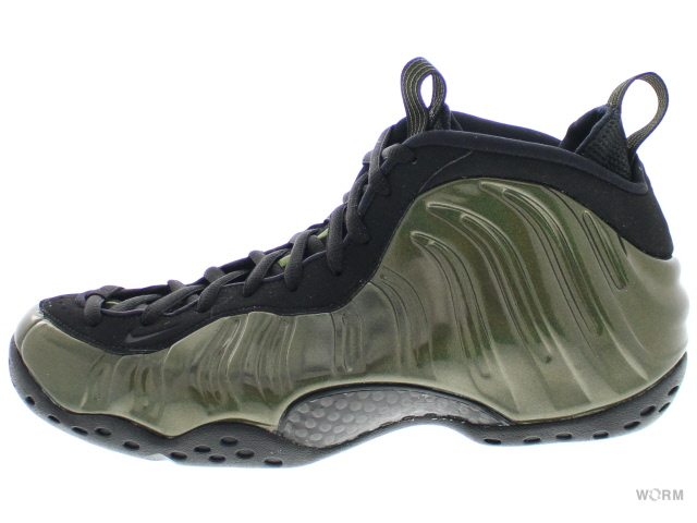 the best attitude abe90 8bc86 NIKE AIR FOAMPOSITE ONE 314,996-301 legion green/black-black  ナイキエアフォームポジット-free article
