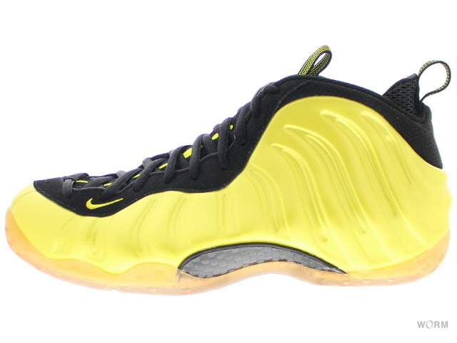 NIKE AIR FOAMPOSITE ONE 314996-330 electrolime/electrolime-black ナイキ エア フォームポジット ワン 未使用品【中古】
