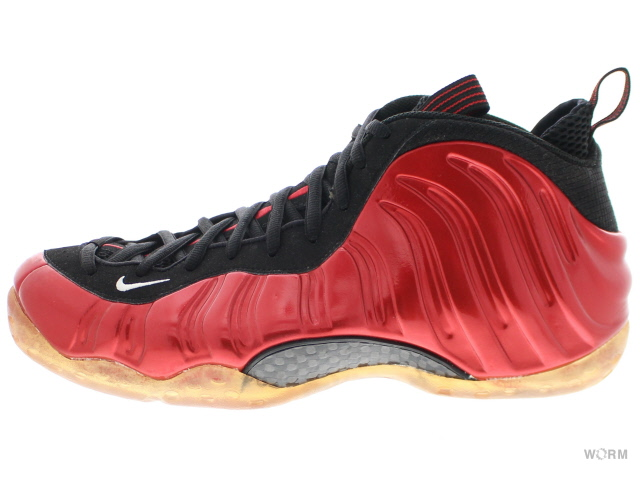 NIKE AIR FOAMPOSITE ONE 314996-610 varsity red white-black air form posit  unread items 385ae8dabe37