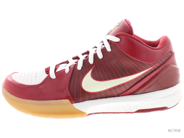 uk availability 2385f 80ea7 NIKE ZOOM KOBE IV ASG 361,163-611 varsity crimson white-atom red Nike zoom  Corby 4 unused article