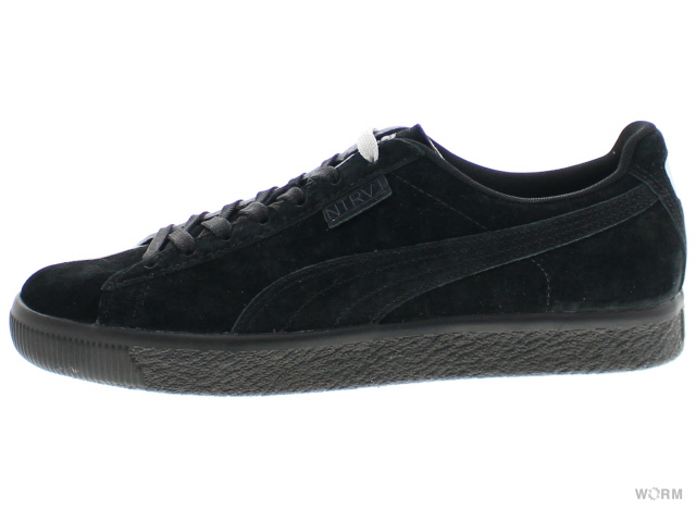 sale retailer 6633a bacd7 PUMA x STAPLE CLYDE 363,674-01 puma black-glacier gray Puma stay pull Clyde  unused article