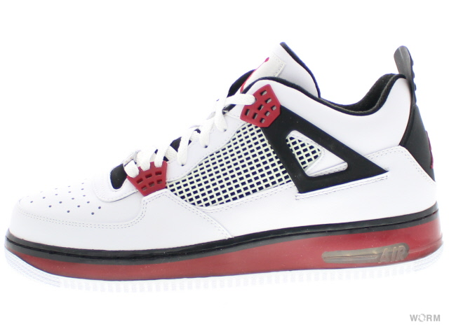 78d81fc7fb160e AJF 4 364342-161 white varsity red-black Jordan Airforce still use products