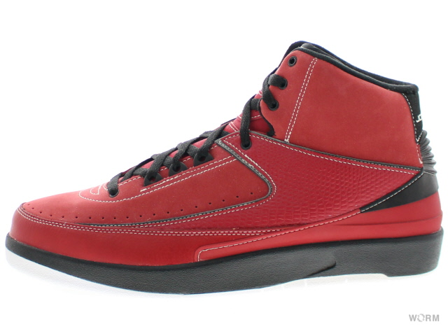 AIR JORDAN 2 RETRO QF 395709-601 varsity red/black-white エア ジョーダン 未使用品【中古】
