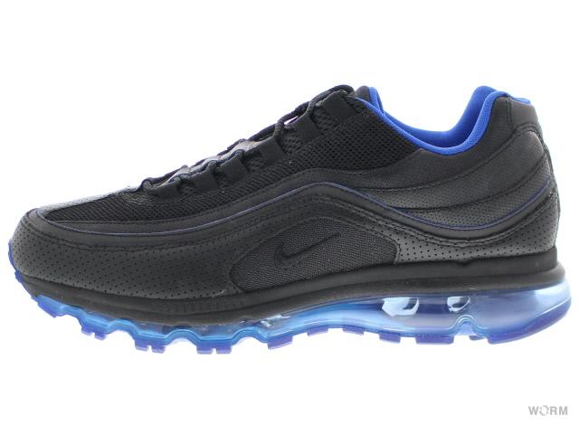 sports shoes a9145 83b26 NIKE AIR MAX 24-7 397,252-003 black black-lyon blue Kie Ney AMAX-free  article