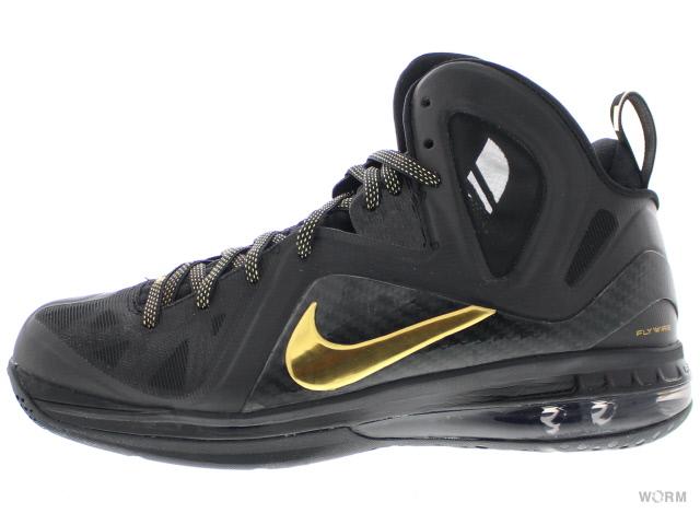 quality design 47acf 8e57d NIKE LEBRON 9 P.S. ELITE 516,958-002 black metallic gold-black Nike Revlon  elite-free article