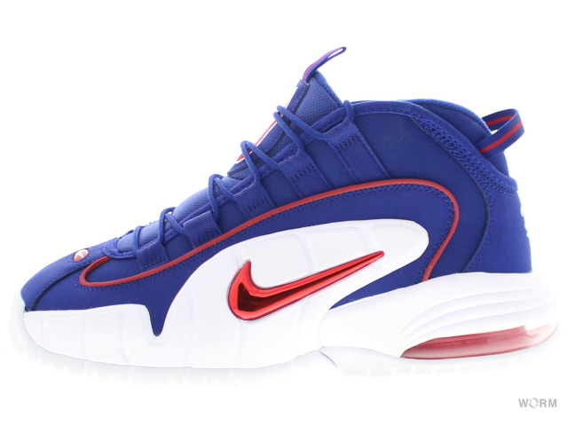 low priced f3ba0 94b90 WORM TOKYO NIKE AIR MAX PENNY 685,153-400 deep royal bluegym red-white  Kie Ney AMAX penny-free article  Rakuten Global Market