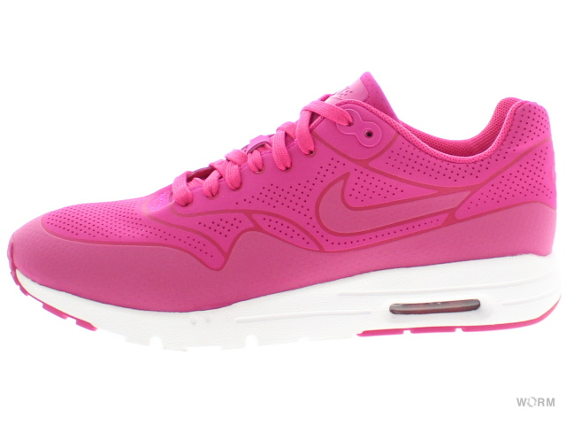 size 40 bf1b5 dedf6 NIKE WMNS AIR MAX 1 ULTRA MOIRE 704,995-601 fireberry frbrry-white-frbrry Nike  women Air Max-free article