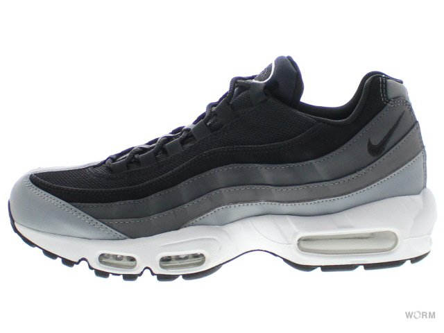 brand new 585ca 6d809 NIKE AIR MAX 95 ESSENTIAL 749,766-021 black black-anthracite Kie Ney AMAX  ...