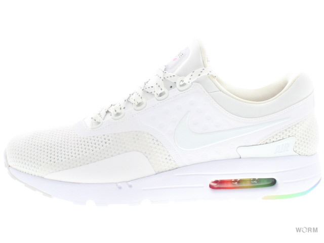 Nike Air Max Zero QS White Pure Platinum Pure Platinum | Footshop