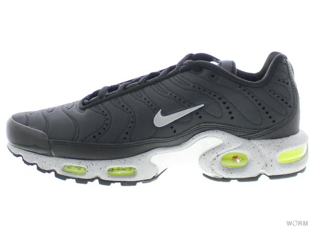 sports shoes b37b2 5a46e NIKE AIR MAX PLUS PRM 815,994-003 black matte silver-volt Kie Ney ...