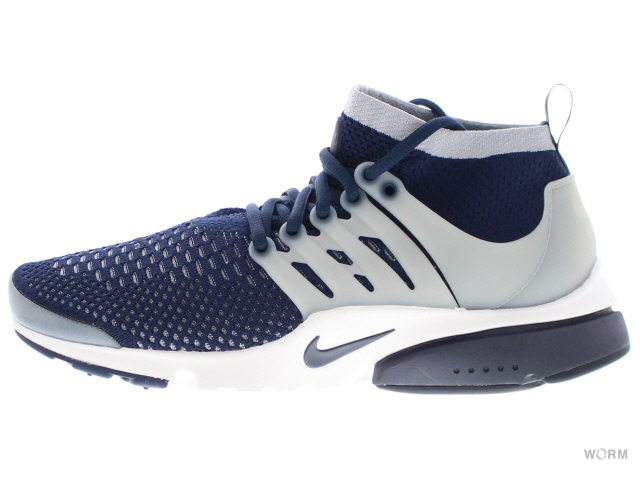 finest selection b997e 1b6e9 NIKE AIR PRESTO FLYKNIT ULTRA 835,570-402 cllg navy cllg nvy-wlf gry-wht  Kie Ney apr strike fly knit ultra-free article