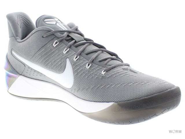outlet store 614c9 19a2c NIKE KOBE A.D. 852,425-010 cool grey/white-black Nike Corby unused article