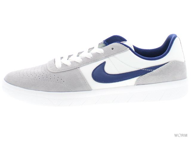 a51086417323 NIKE SB TEAM CLASSIC ah3360-002 wolf grey blue void-white Nike team  classical music-free article