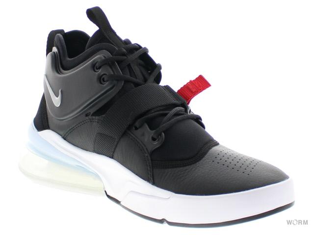 NIKE AIR FORCE 270 ah6772-001 black metallic silver-white Nike air force-free  article e1e103bc1
