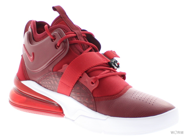timeless design 7411f fb67e NIKE AIR FORCE 270 ah6772-600 team red gym red-white Nike air force-free  article
